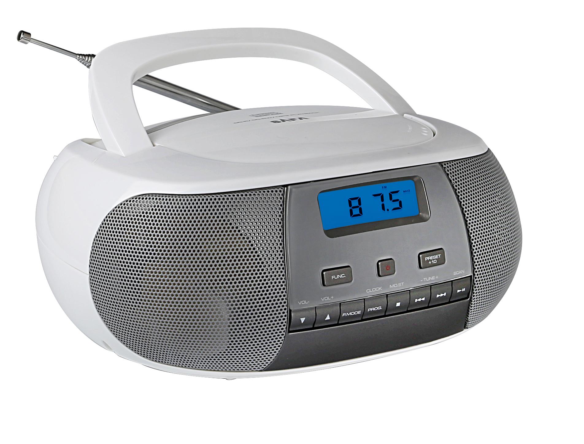 מגניב ביותר מערכת שמע ניידת CD-21 | SAFA ישראל DK-36